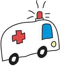 รถพยาบาล